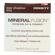 Mineral Fusion - Eye Shadow Trio - Density - 0.1 Oz.