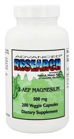 NCI Dr. Hans Nieper  2-AEP Magnesium 200 capsules