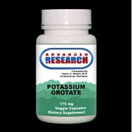NCI Dr. Hans Nieper Potassium Orotate 200 Veggie Capsules