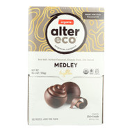 Alter Eco Americas  Truffle Medley (assorted) - Case Of 60 - .42 Oz