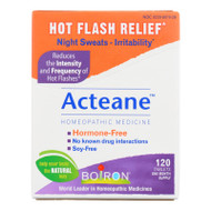 Boiron - Acteane Hot Flash Relief Tablets - 120 Tablets