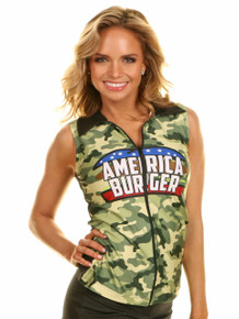 Logolicious™ Summer Top Camo