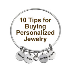 Personalized jewelry buying tips!