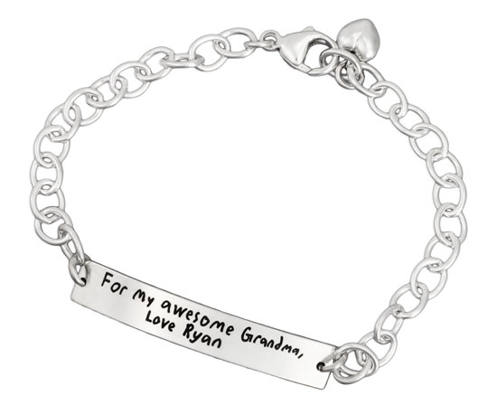 Handwriting ID Bracelet
