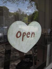 Handwriting jewelry shop