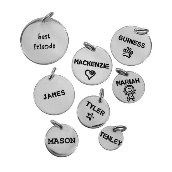 Various ways to stamp your discs