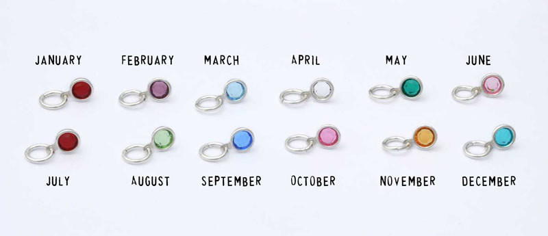 Stone color months