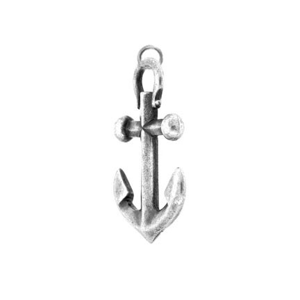 Anchor charm side