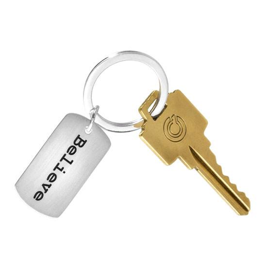 PANDAS PANS AE Awareness Key Ring with key