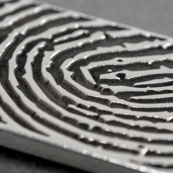 fingerprint jewelry memorial