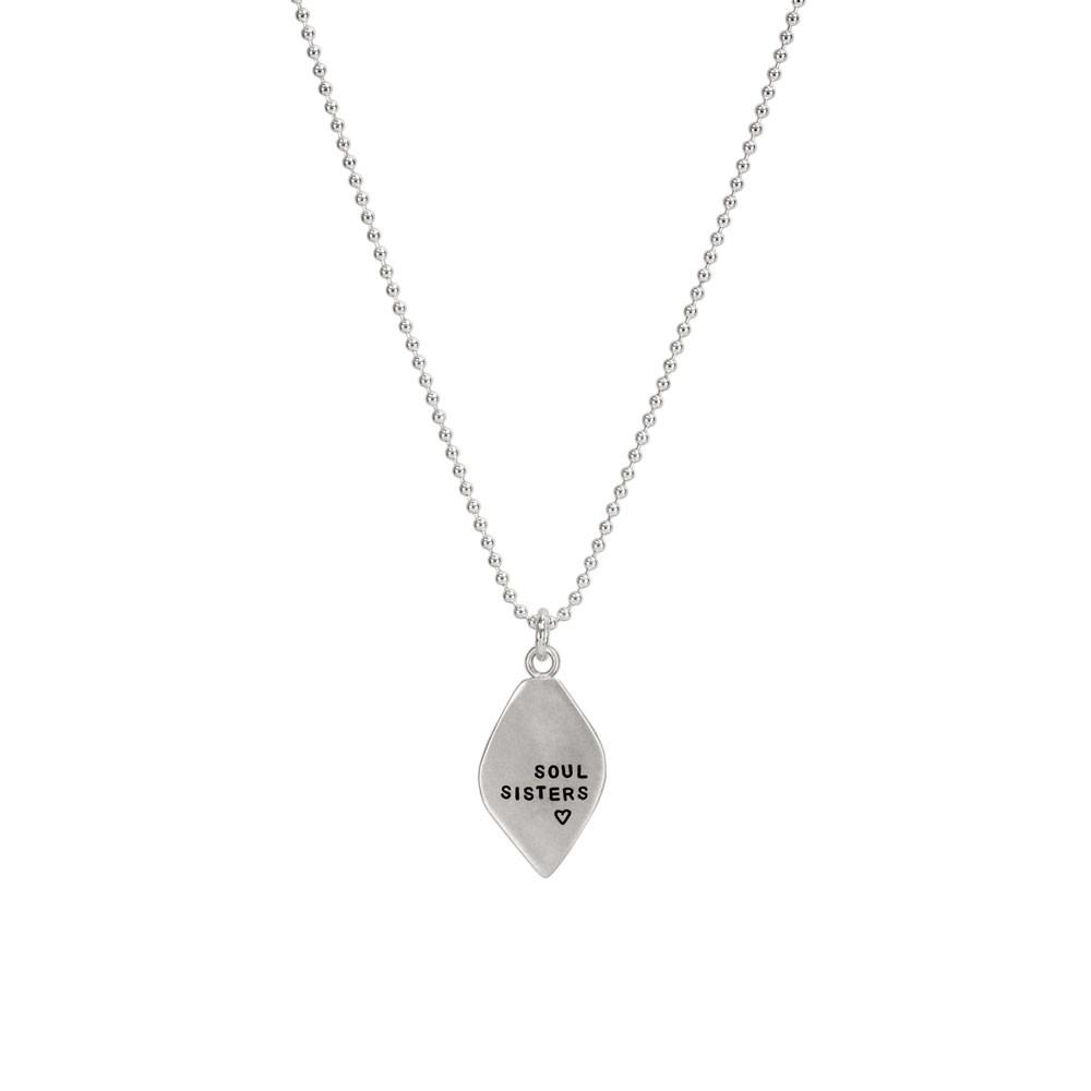 Soul sisters Leaf necklace