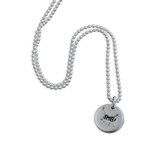 Cat Lover with Name Charm Necklace