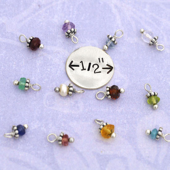 Birthstones from all months
