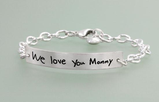 Note on a bracelet