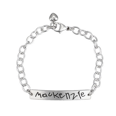 Mother's Day Personalized Handwriting Bracelet