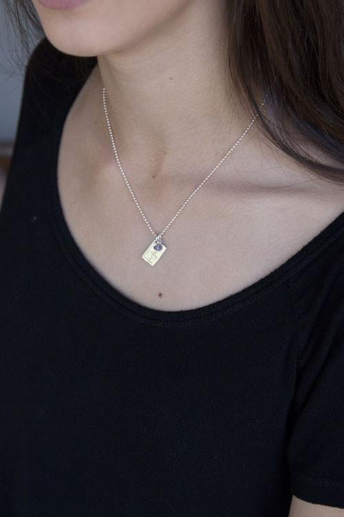 Memorial jewelry