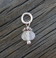 Faceted Moonstone (April)