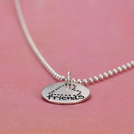 Friend Pendant