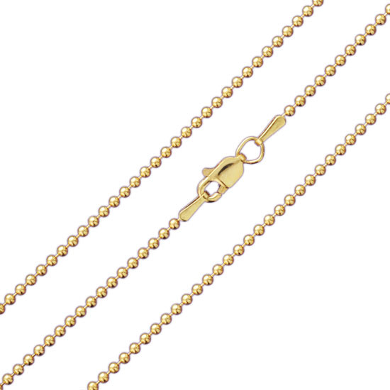 Gold-filled Fine Ball Chain