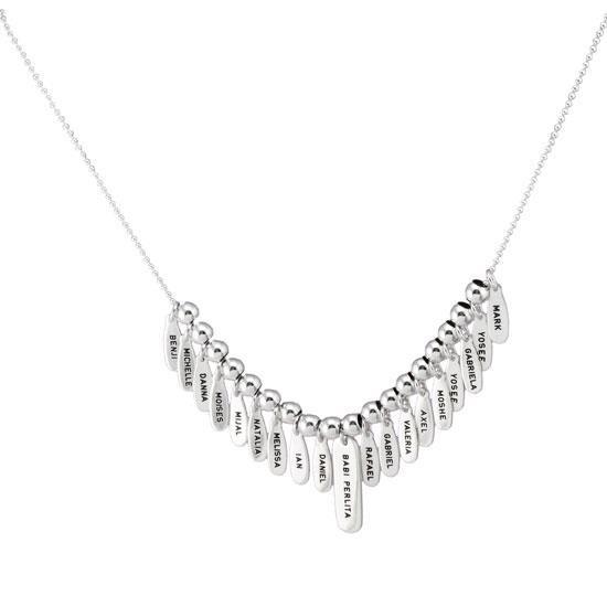Grandma Tag Necklace