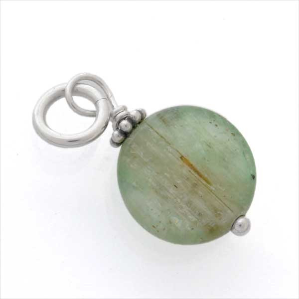 Green Kyanite Bead (May)