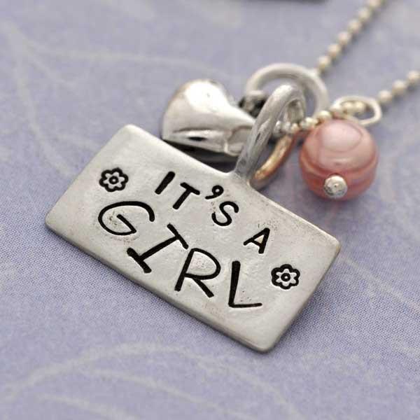 It's a Girl/It's a Boy Necklace