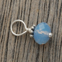 Light Blue Swarovski Crystal (Sep)
