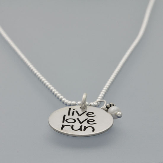 Live Love Sport Necklace