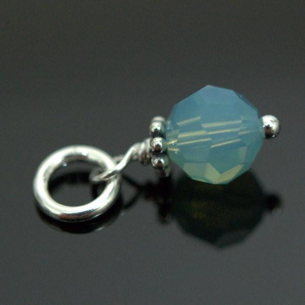 Opal Swarovski Bead (Oct)