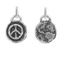 Peace On Earth Charm