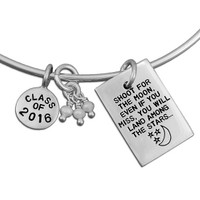 inspirational jewelry hand stamped by heart on your wrist