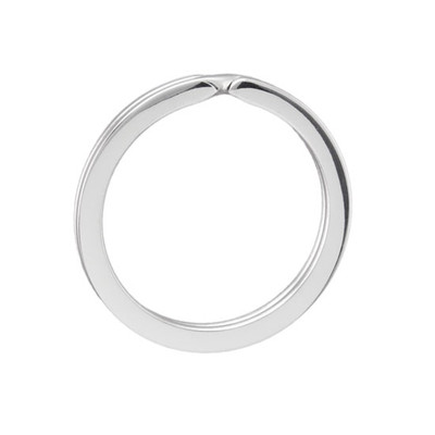 Sterling Silver Key Ring