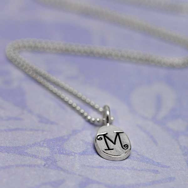Thai Letters Necklace