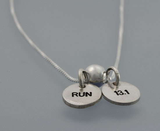 Thai Silver Run Necklace