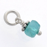 Tiny Sky Blue Apatite Stone (March)