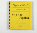 Algebra Teacher's Guide (y variable)