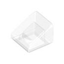 15947852 LEGO Transparent Slope 31ÌÎå«Ì´Ì 1 x 1 x 0.66 (50746)