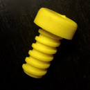 16-15908y1 Erector-Meccano A051, Yellow Plastic Screw