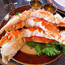 Alaskan King Colossal Crab