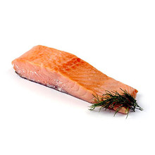 2 (1lb) Hot Smoked Salmon