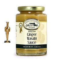 Ginger Wasabi Mustard