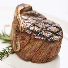 Bone in Filet Mignon (16 oz)