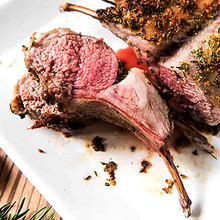 Frenched Racks of Lamb
