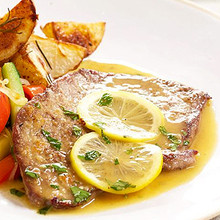 Piedmontese Veal Scallopini
