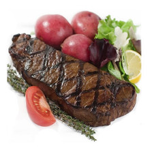 8 (16 oz) Buffalo Rib Eye Cherokee Cut