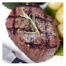 10 (10 oz) Buffalo Filet Mignon