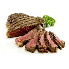 Buffalo Strip Loin Steaks 10 x 14 oz
