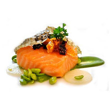 Organic Scottish Salmon Fillets