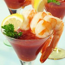 Black Tiger Cocktail Prawns