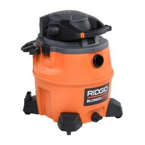 Ridgid 16 Gal Wet Dry Vac With Blower The Open Box Shop